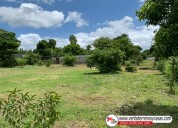 Venta de lotes céntricos en la ciudad de masaya
