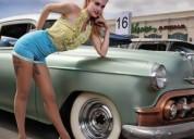 Los mejores carros antiguos en el vintager