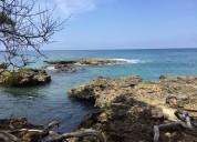 Vendo terreno isla baru cartagena   en colombia