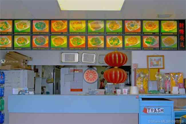 Vendo Restaurant Take Out 40 ST Miami $ 80,000