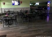 Vendo restaurant/barra hialeah $ 45000
