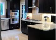 Remodelación de gabinetes de cocina