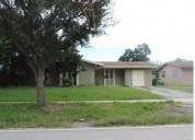 Casa en renta en miami 4 habitaciones