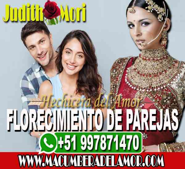 FLORECIMIENTO DE PAREJAS JUDITH MORI