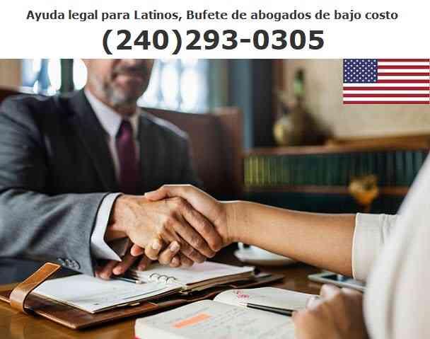 Ayuda Legal para Latinos, Bufete Abogados Economic