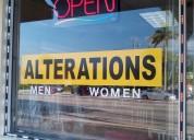 Cloth alterations - alteraciones de ropa