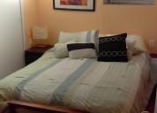 Estudio amoblado con dormitorio sep. para vacacion