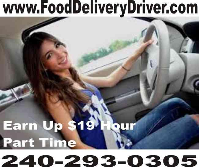 Trabajo Medio Tiempo $19/h Delivery