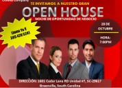 Open house sc