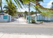 Venta de casa frente al mar en san andres islas