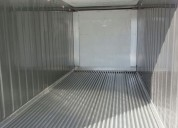 Sale of refrigerated used containers of 40 feet hc