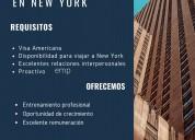 Oportunidad de negocios en new york