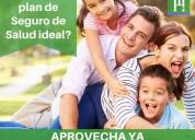 ¿quieres conseguir tu plan de seguro de salud?