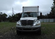 Vendo box truck international