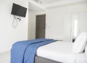 Habitación double room