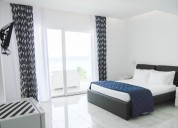 Habitación deluxe room- con vista al mar