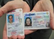 Idgod generator obtenga su licencia de conducir, t
