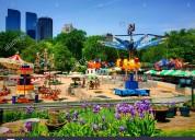 Se solicita personal para trabajar en parques