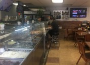 Vendo restaurant cafe hialeah $ 124.000