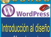Curso diseÑo web y photoshop con wordpress en 30 v
