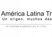 América latina travel - tourism and trips.