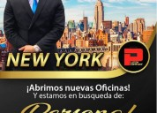 Emprendedores de new york