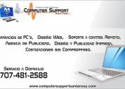 Servicio tecnico en computadoras