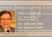 Servicios de inmigracion