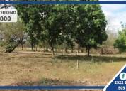 Oferta de terrenos en masaya