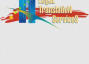 Traducción certificada /oficial