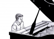 Clases online piano/música