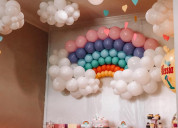 Decoraciones con globos. ballon decorations