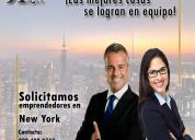 Solitamos emprendedores en new york