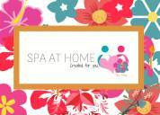 Spa at home: