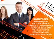 Empleo - ejecutivos de ventas