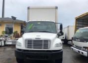 2013 freightliner m2 box truck cdl