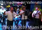 Grupo vallenato en orlando fl.786 355 3039