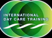 Capacitacion y entrenamiento para day care