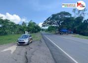 Terrenos en carretera masaya, catarina