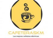 Las mejores cafeteras eléctricas