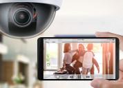 . professional security cameras installation