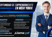 Oportunidad de emprendimiento en new york