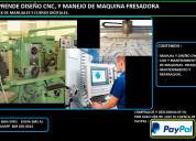 Manual de diseÑo empresarial cnc maquina fresadora