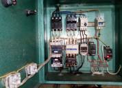 Reparación instalación tableros bombas en caracas