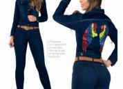 Jeans colombiano levanta cola