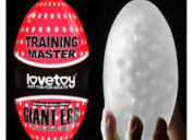 Funda/huevo masturbador lovetoy