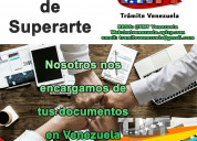 Tramites jurídicos venezolanos