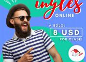 Inglés online para latinos/as!