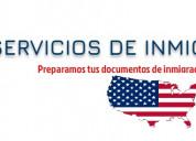 Consultas migratorias eeuu
