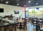 Vendo restaurant $ 160,000 hialeah